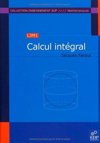 Calcul intgral