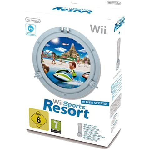 Wii Sports Resort inkl. Wii Motion Plus