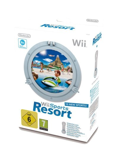 Nintendo Sports Resort, Wii