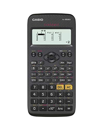 Casio FX-350EX Calcolatrice Scientifica