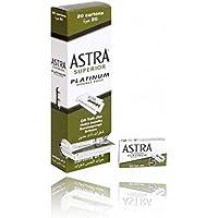 Astra superior platinum - Lame per Barba 100pezzi