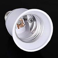 Lampenfassung, Lampenfassung, Konverter E14 auf E27 Lampenfassung, Konverter