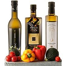 Olio extravergine di oliva. Pack speciale di Olio Oliva .