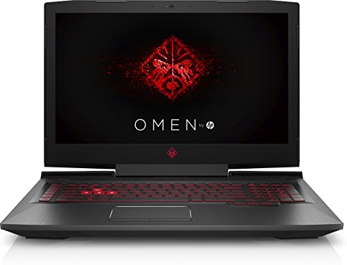 HP OMEN 17-an107na 17.3-Inch Gaming Laptop - (Black) (Intel i7-8750H, 8 GB RAM, 2 TB Plus 256 GB SSD, NVIDIA GeForce GTX 1070 Graphics, Windows 10 Home) Best Price and Cheapest