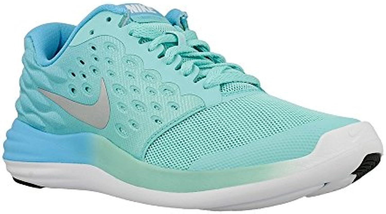 Zapatilla Running Nike Lunarstelos Verde  Zapatos de moda en línea Obtenga el mejor descuento de venta caliente-Descuento más grande