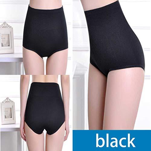 CHANNIKO-DE High Waist Women Girls Underwear Sexy Womens Tummy Control Briefs Body Shaper Essential Beauty - Sexy Form-fitting