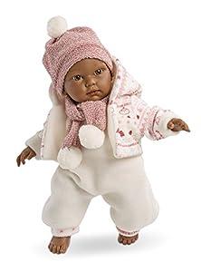 Llorens 30005-Vino Extremo muñeca Baby CUQUI, 30cm