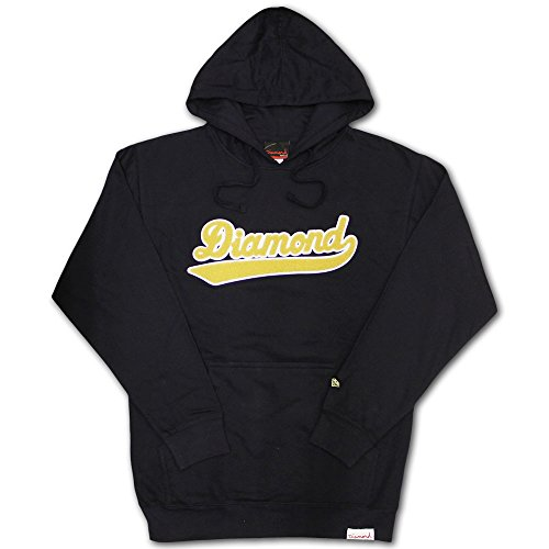 Diamond Supply Co Diamond League Hoodie Navy blue