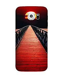 Aart Designer Luxurious Back Covers for Samsung Galaxy S6