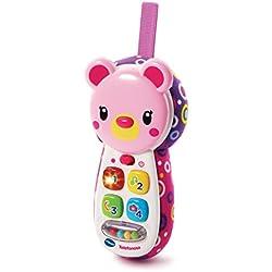 VTech Baby - TelefonOsa, color rosa (3480-502757)