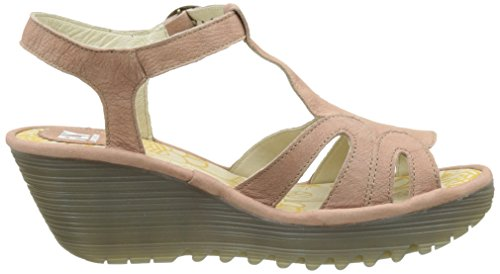Fly London P500727009, Sandali Cuneo Donna Rosa (rose 005)