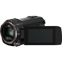 Panasonic HC-V770 HD Video Camera (Black)