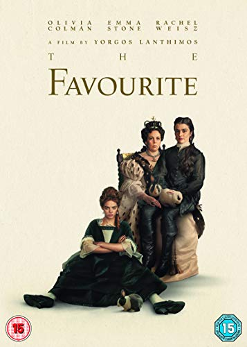 The Favourite [DVD] [2019]