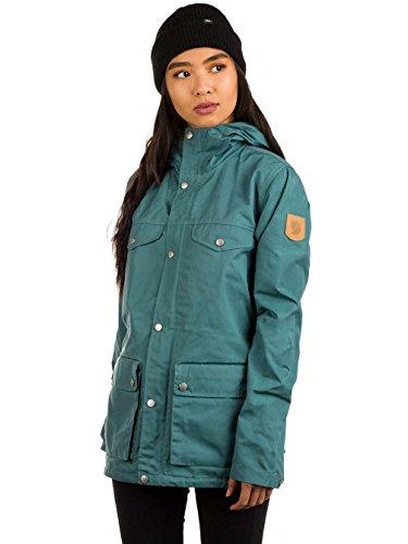 Fjällräven Greenland Jacket Women - G-1000 Damenjacke Frost Green