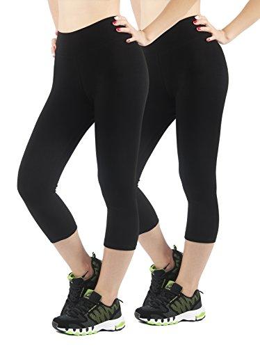 4How 2er Capri Leggings Sportswear