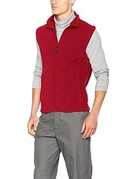 Regatta Micro de forro polar para hombre, Liso, hombre, color Classic Red, tamaño Small