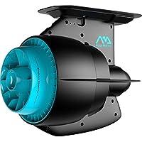 BlueDrive Electric Fin De Poder para SUP Tablas, Aqua Marina