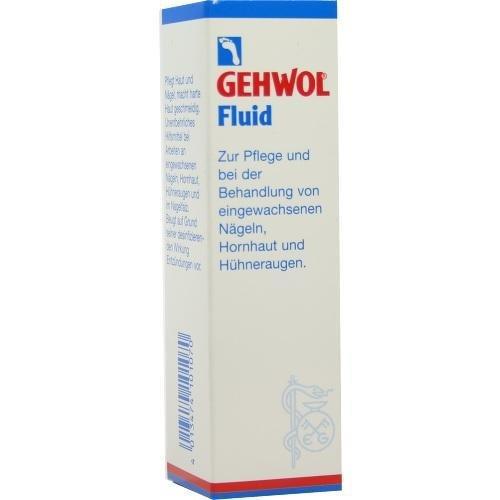 GEHWOL Fluid Glasflasche, 15 ml