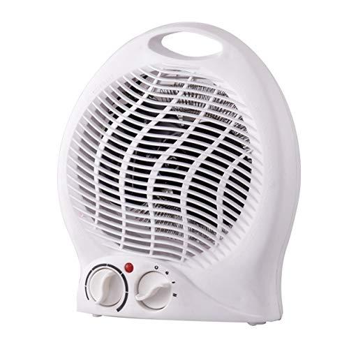 Tree-on-Life Mini Calentador de Ventilador de sobremesa Calentador eléctrico de Uso doméstico...