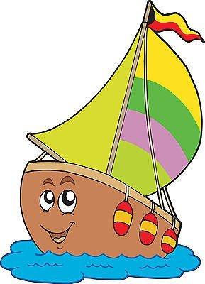 Sticker Kinder Boot OEM 3518(Maße des 10cm bis 130cm Höhe), 130 cm