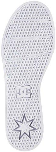 DC Shoes Switch S - Chaussures de skate pour Homme ADYS300104 Bleu - Navy/Dk Chocolate