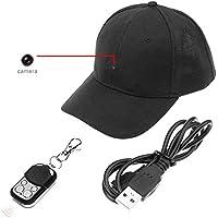 1080P HD Hidden Camera Hat Video Recorder Wireless Remote Control Camera c225a51eca0e