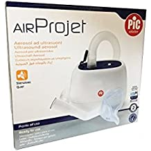 Aerosol ad ultrasuoni AirProject Pic D.L.S.