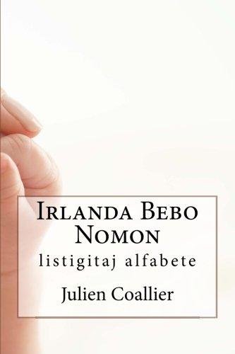 Price comparison product image Irlanda Bebo Nomon: listigitaj alfabete