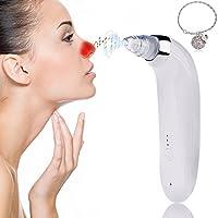 [Nuova versione] BuydalyBeauty elettrico Pore Cleanser esfolia e riaffiora la pelle e utilizza poro aspirazione per promuovere il rinnovamento della pelle salute & facciale
