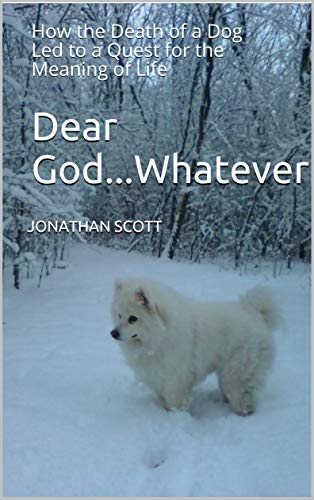 Dear God...Whatever: How the Death of a Dog Led to a Quest for the Meaning of Life (English Edition)