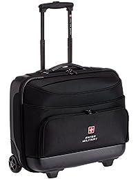 Swiss Military 45 Ltrs Black Laptop Trolley Bag (LTB-2)