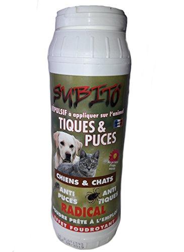 Subito Anti Chips–Anti Zecken für Hunde und Katzen