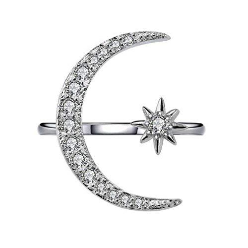 chlüssel Set schlangen mond Jesus 375 Ring Infinity Tasse Wolf für Handy Opal Silber öse Pentagramm überwachung Tricolor Nase Wave weissgold Gold Herren Eye Saphir ()