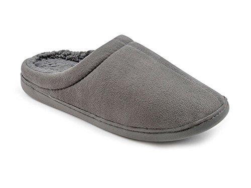 Gli Grigi Pantofole Slumberzzz Uomini Per 7w8wTHq