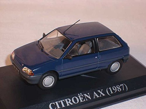 citroen-ax-1987-blau-1-43-del-prado-modell-auto-modellauto-sonderangebot