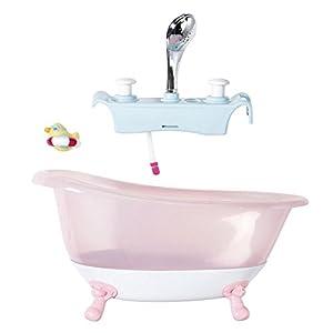 Baby Born Zapf Interactive Bathtub with Duck