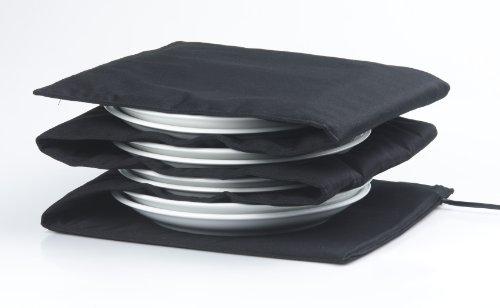 Domo Calienta-Platos Eléctrico Negro DO317B