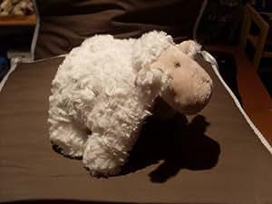Quax-Doudou Mouton Blanc