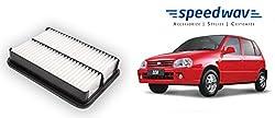 Speedwav Zip Original Fit Car Air Filter - Maruti Zen Old Petrol