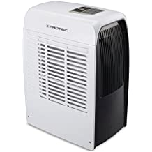 Trotec 1210002003 - PAC 2000 Condizionatore mobile locale Condizionatore con 2.0 kW 7000 Btu (EEK A) il tuttofare 3-in-1 per il raffreddamento, il riscaldamento o la deumidificazione