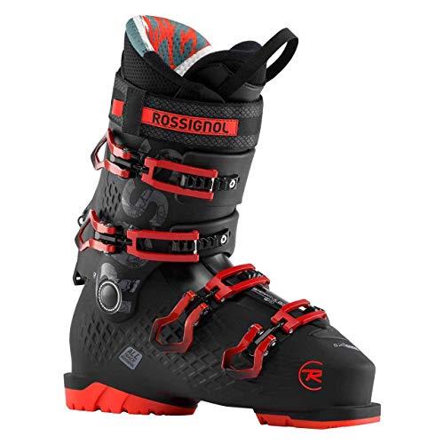 Rossignol All Track Skischuhe, Erwachsene, Unisex, Schwarz/Rot, 270