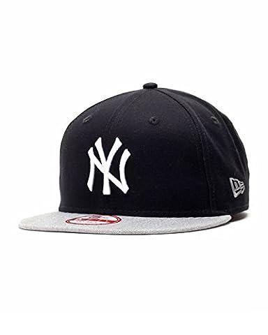 New era casquette officielle de l'équipe des new york yankees snap-official team colour-taille s/m (80212913