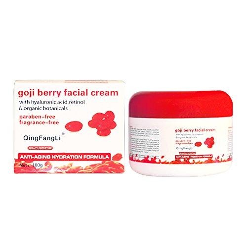 Goji Beere Anti-Aging Gesichts Creme Tagespflege Feuchtigkeitspflege Bleaching Hautpflege
