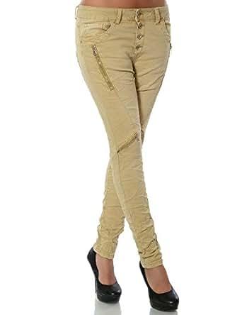 Bild nicht verfügbar. Keine Abbildung vorhanden für. Farbe  Daleus Damen  Boyfriend Jeans Hose ... 630b5e310a