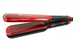 Surker HD-915 Multifunction Hair Straightener with Crimper Multi-Styler