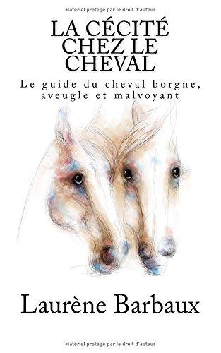 La cécité chez le cheval