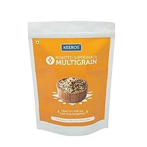 Keeros Multigrain Roasted Supersnack, 200 g