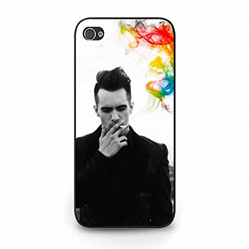 Iphone 5c Case Cover Shell Cool Brendon Urie Pop Rock Punk Band Panic At The Disco Phone Case Cover PATD Synthpop Color165A