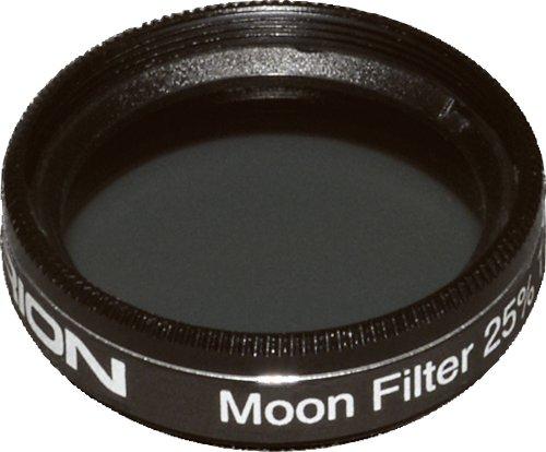 ORION 055981,2525Prozent Übertragung Moon Filter (schwarz) (Filter Moon)