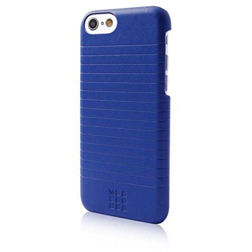 Moleskine mohcp7dldb custodia per iphone 7, blu